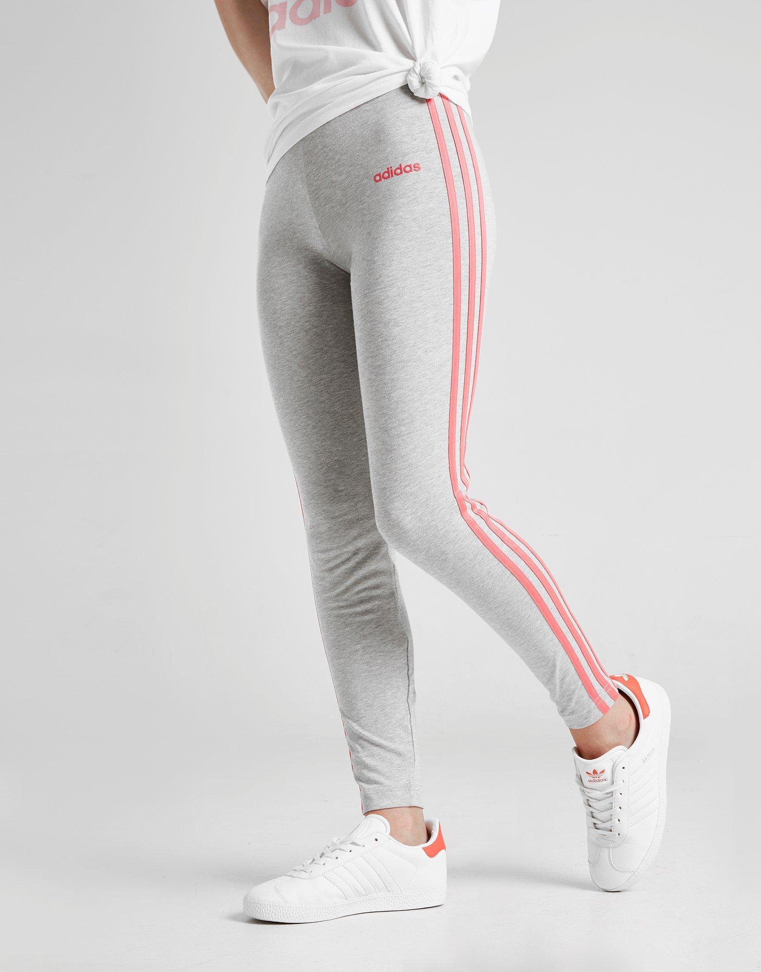adidas girls leggings