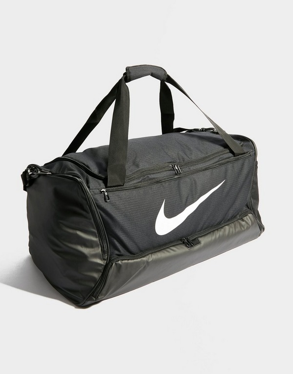 Black Nike Brasilia Large Duffle Bag