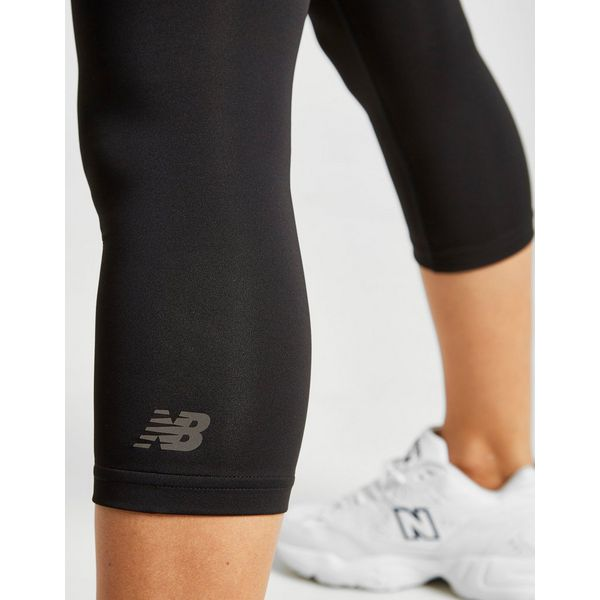 New Balance Logo Capri Tights