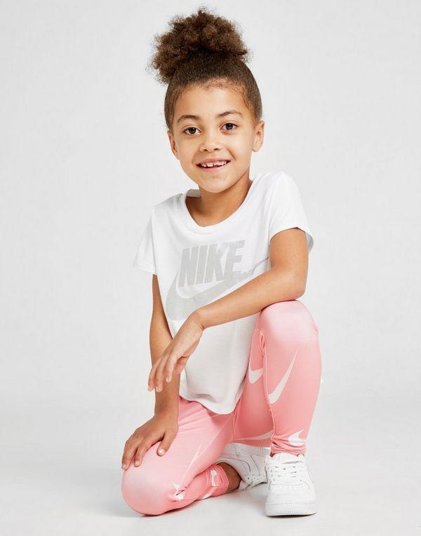 fbdd1dcb4a Nike Girls' Dri-FIT All Over Print Leggings Children