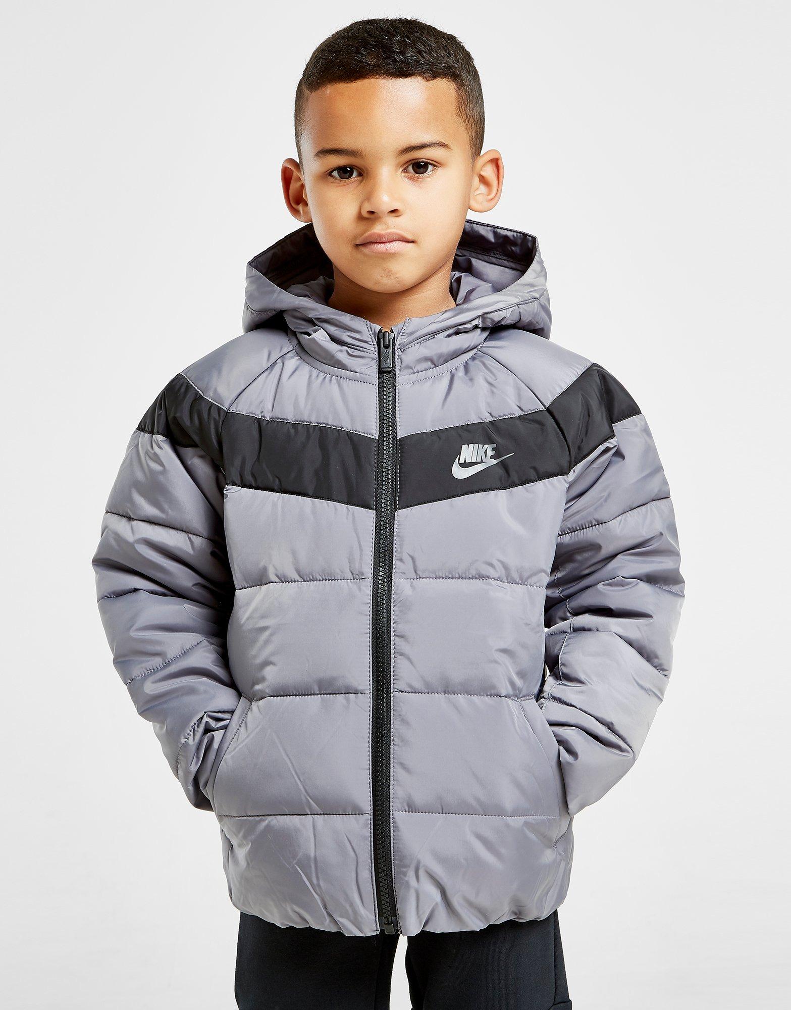 Nike Filled Jakke Børn   JD Sports