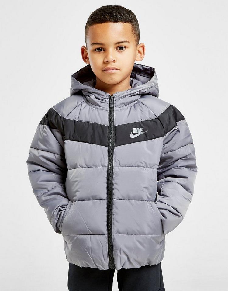 Shop den Nike Jacke Kleinkinder in Grau