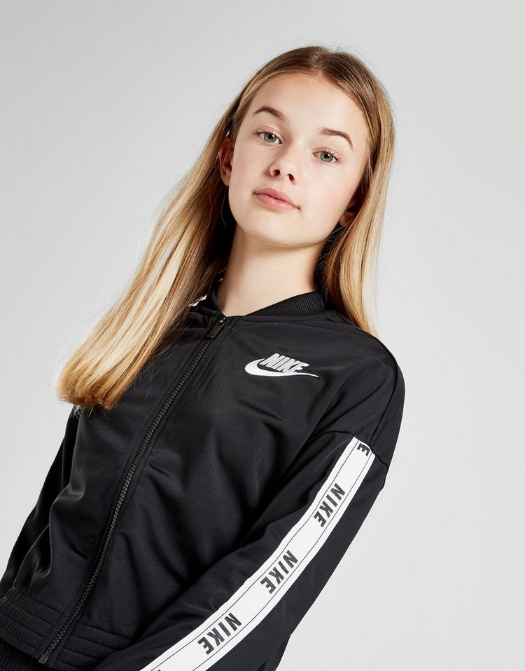 Nike Ensemble de Survêtement Fille Tricot Junior