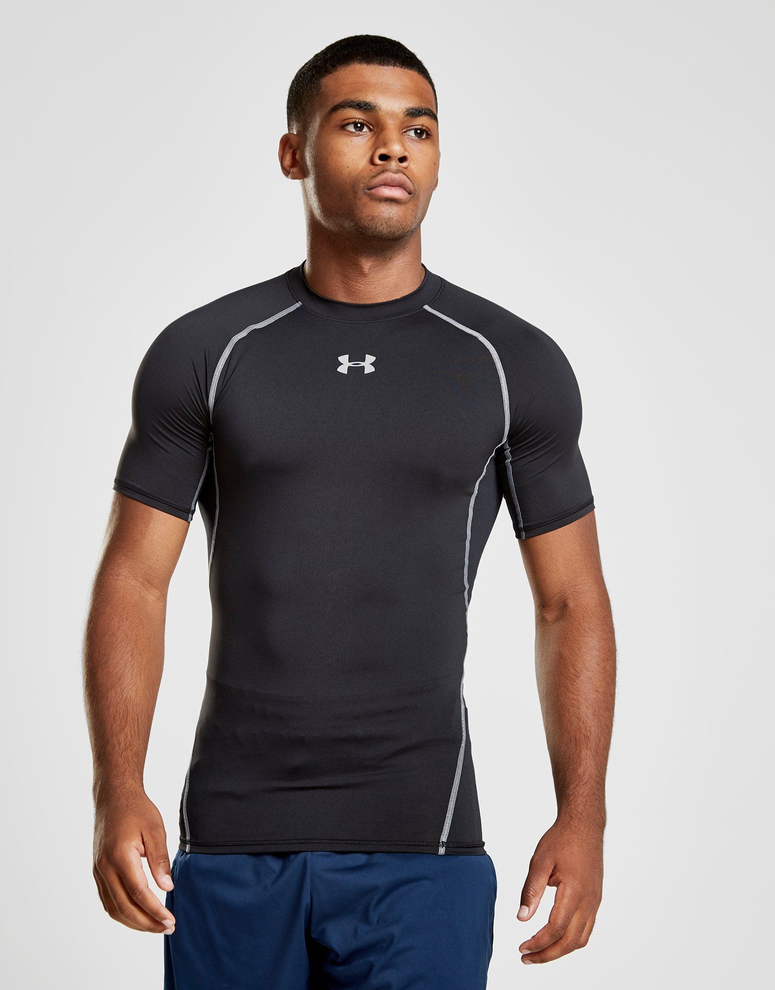 Official Website shoes for cheap official store Under Armour HeatGear Compression T-Shirt | JD Sports
