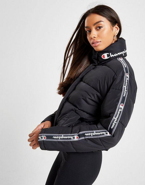 adidas Originals Tape Padded Jacke Damen   JD Sports