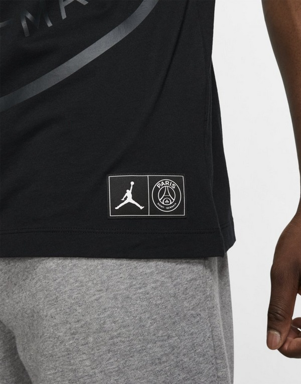 Jordan x Paris Saint Germain Logo T-Shirt