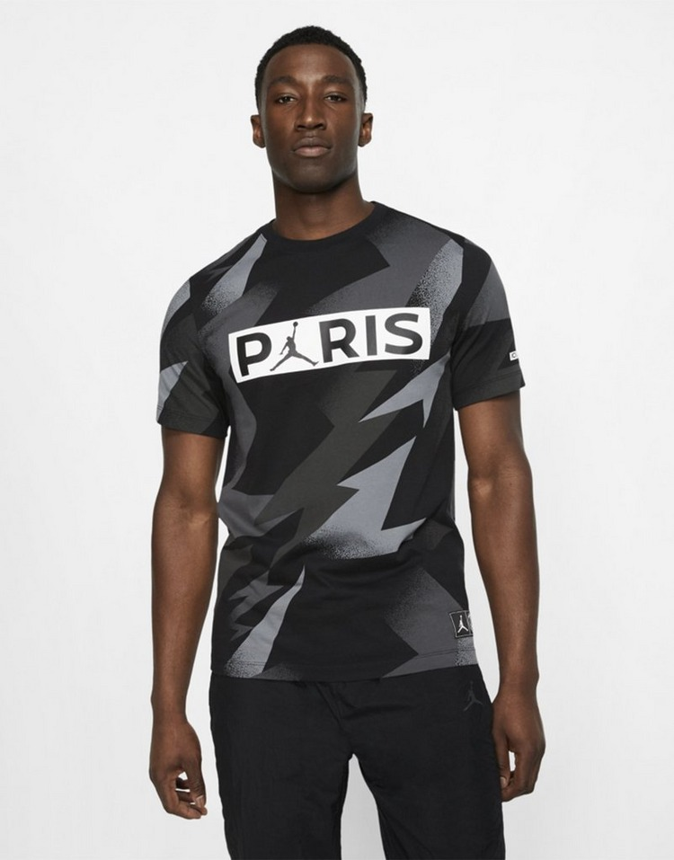 Jordan camiseta x Paris Saint Germain Jock