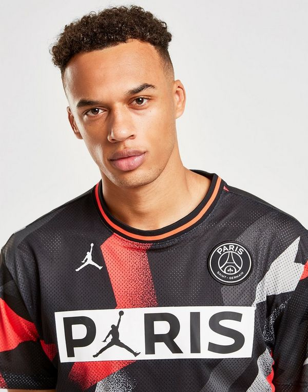 Jordan camiseta x Paris Saint Germain Mesh