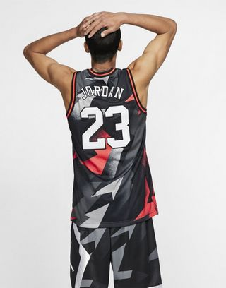 online store d52b0 afce9 Jordan x Paris Saint Germain Jersey | JD Sports