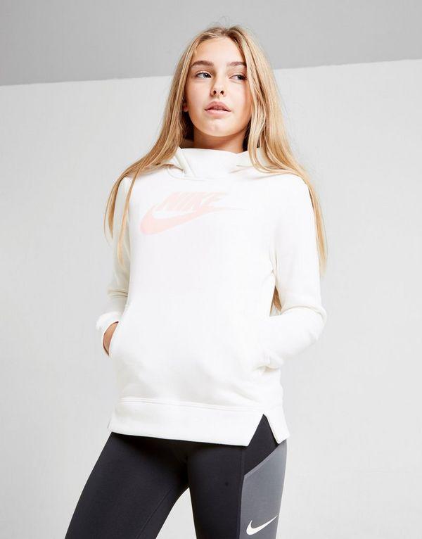 Nike Girls' Core Logo Hoodie Junior