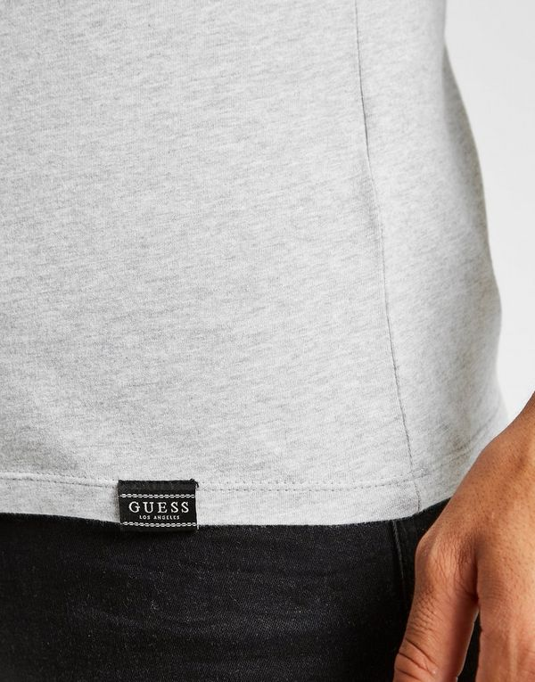 GUESS Los Angeles Triangle Core Logo T-Shirt