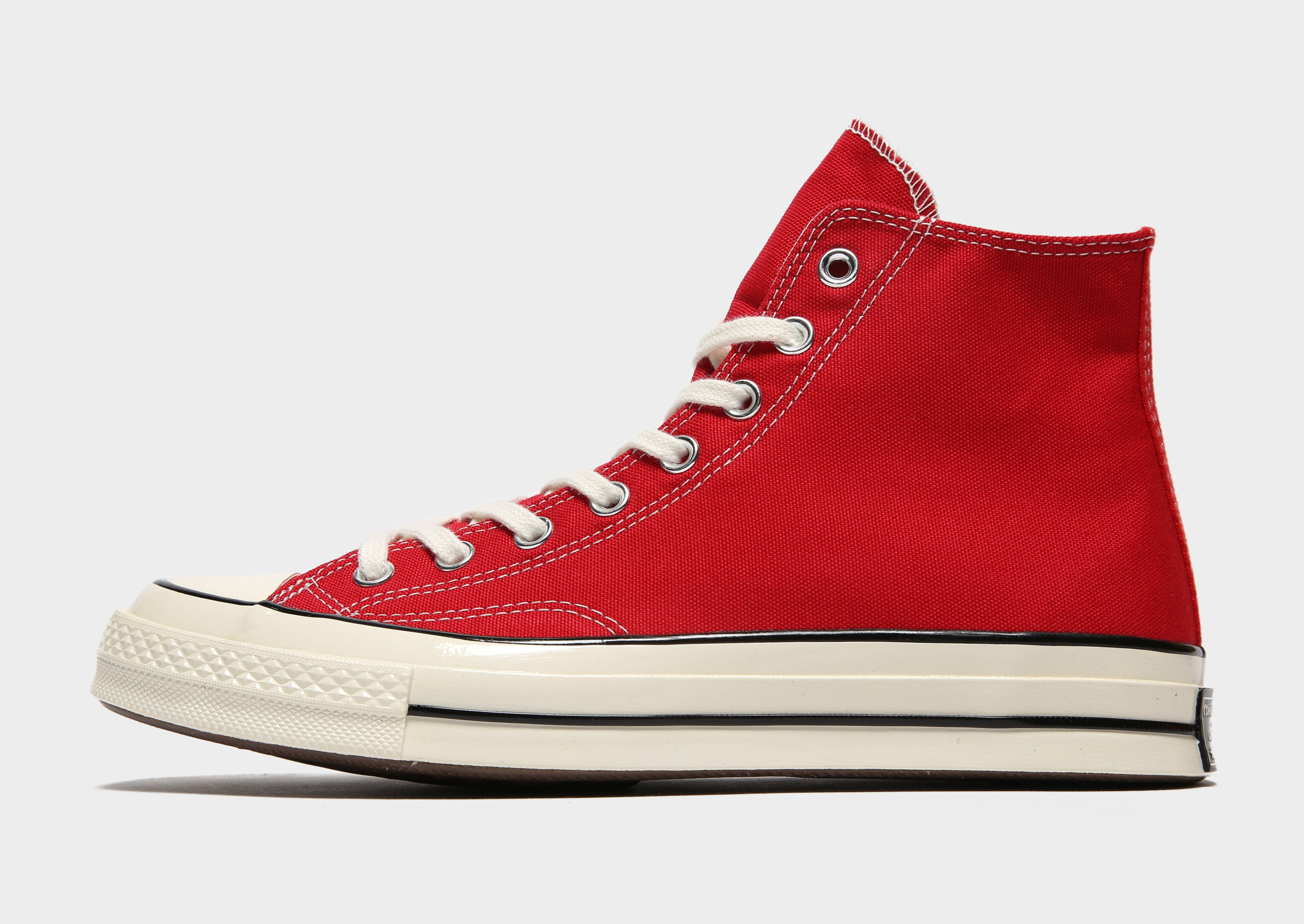 collar Cien años Príncipe  Red Converse Chuck Taylor All Star 70's High | JD Sports