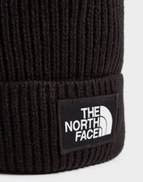 The North Face TNF Box Pom Beanie