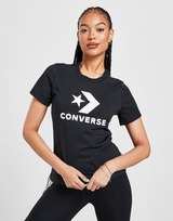 Converse Star Chevron Kortærmet T-Shirt Dame