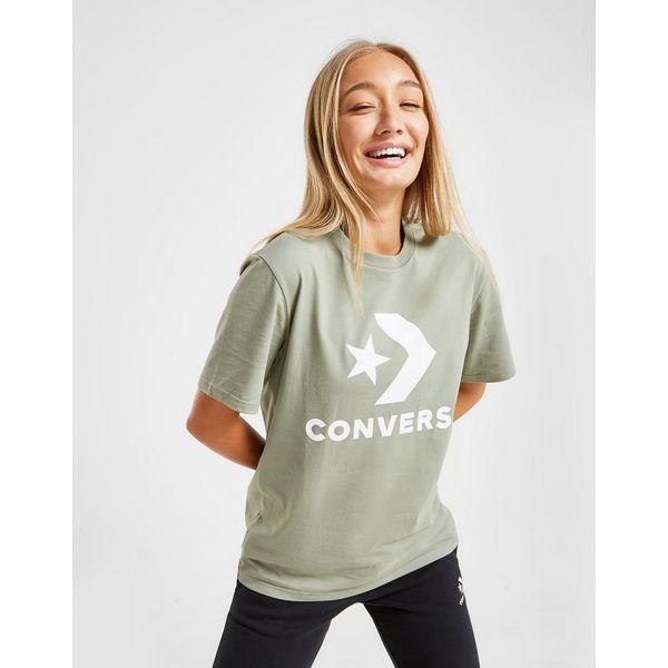 Converse Star Chevron Boyfriend T-Shirt