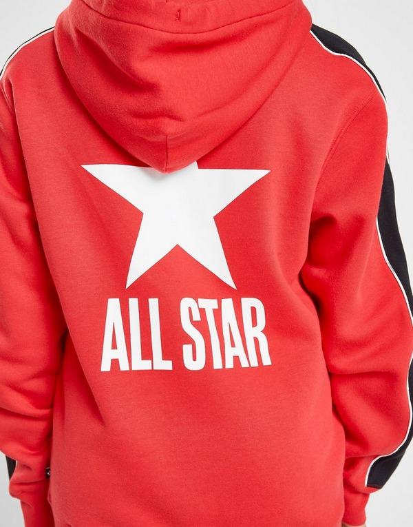 Converse All Star Overhead Boyfriend Hoodie