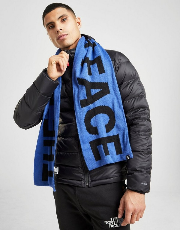 The North Face Logo Scarf