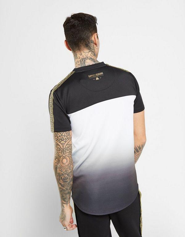 Supply & Demand Roller Fade T-Shirt