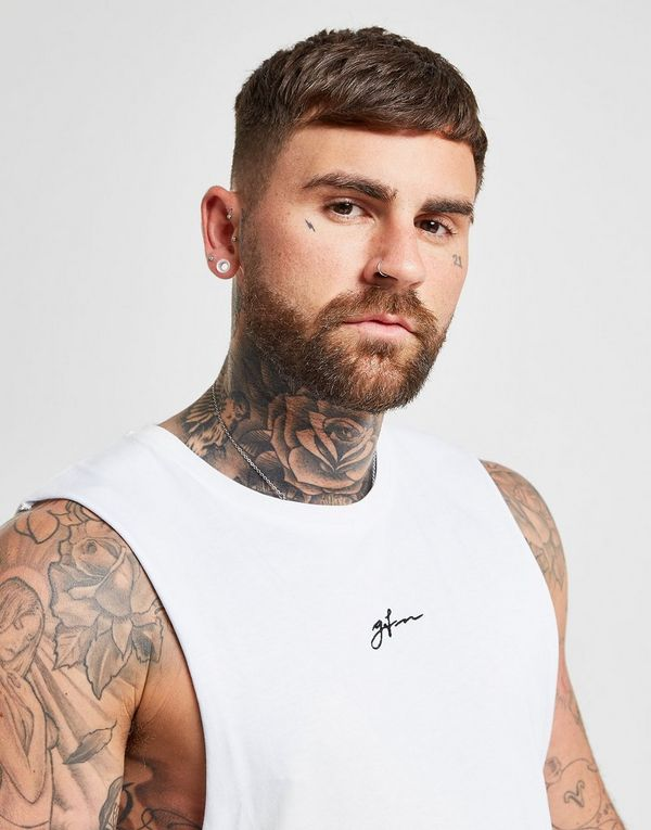 Good For Nothing Signature Cut Out Vest