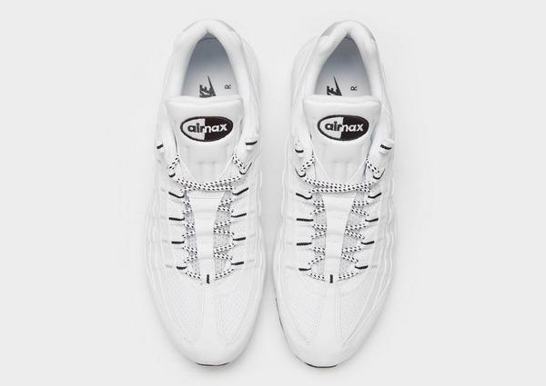 Shoppa Nike Air Max 95 Herr i en Vit färg   JD Sports Sverige