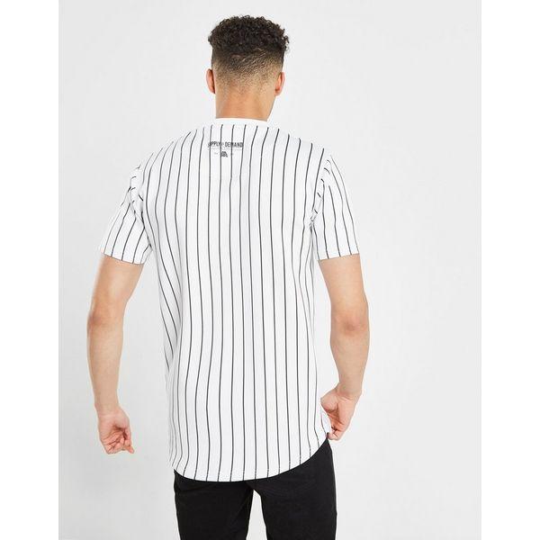 Supply & Demand Splitz Pinstripe T-Shirt