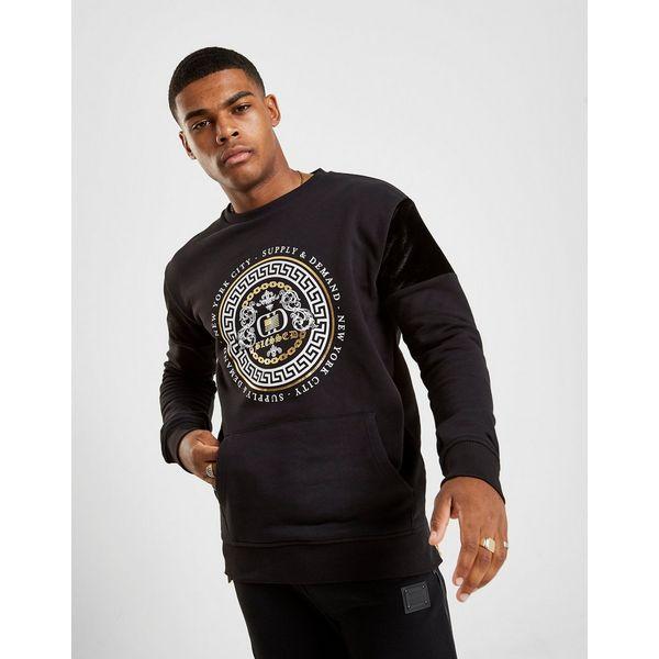 Supply & Demand Cherished Crew Sweatshirt
