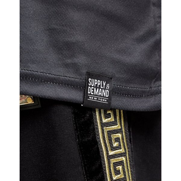 Supply & Demand Cash Block Vest