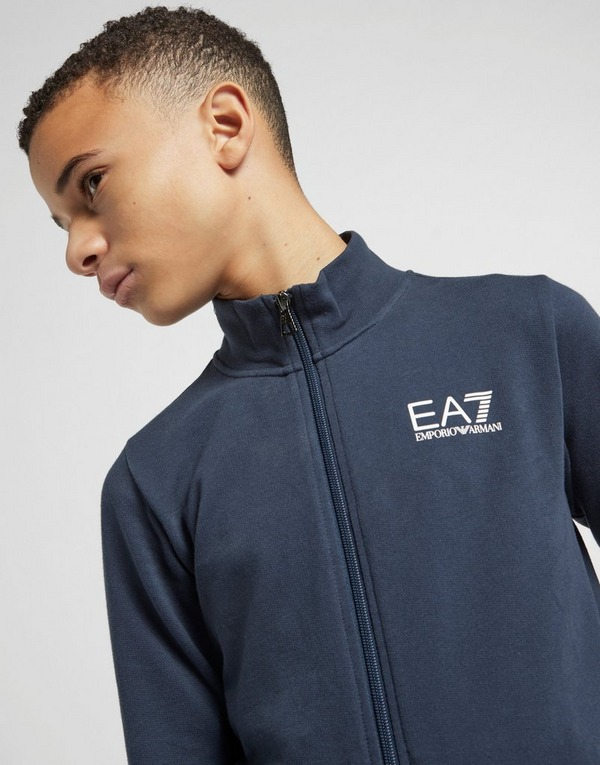 Emporio Armani EA7 Train Core French Terry Tracksuit Junior