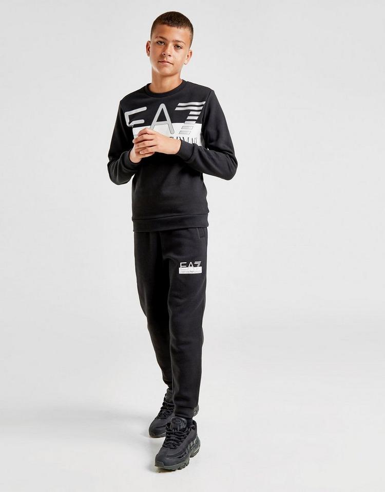 Emporio Armani EA7 Oversized Logo Joggingbroek Junior