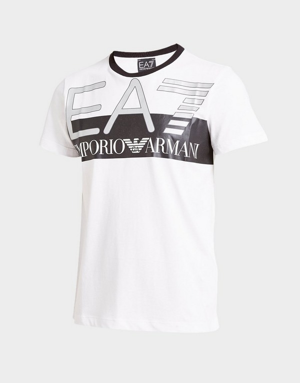 Emporio Armani EA7 Oversized Logo T-Shirt Junior