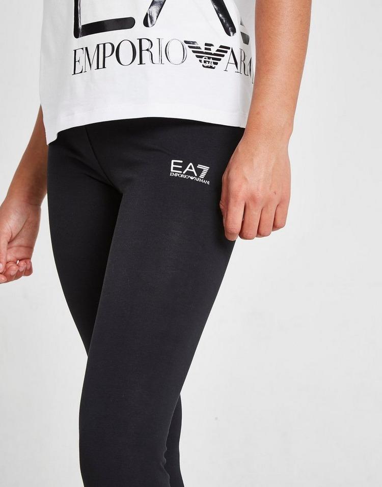 Emporio Armani EA7 Girls' Train Logo Leggings Junior
