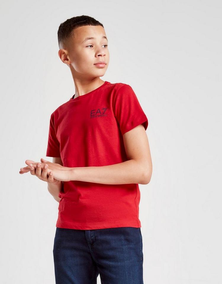 Emporio Armani EA7 Core Logo T-Shirt Junior