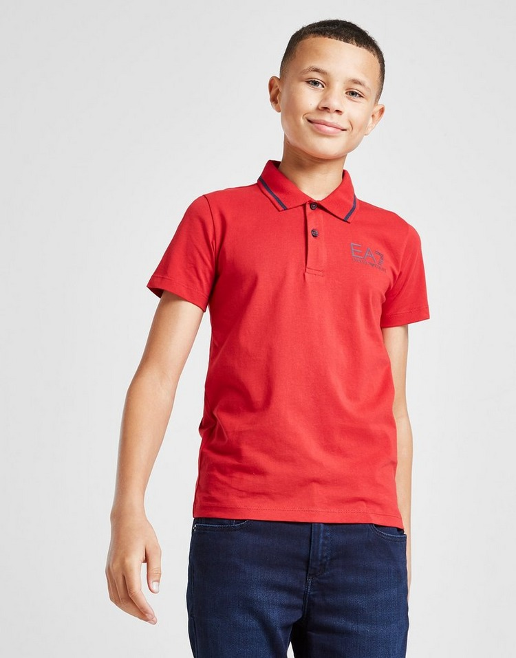 Emporio Armani EA7 Core Polo Shirt Junior