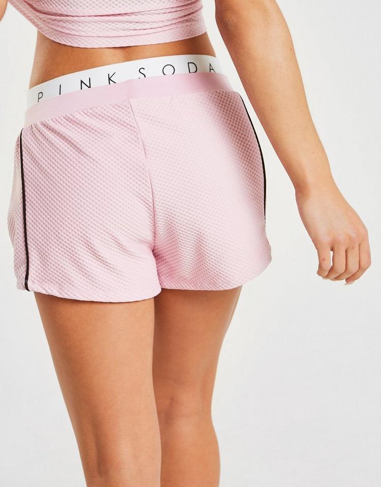 Pink Soda Sport pantalón corto Mesh