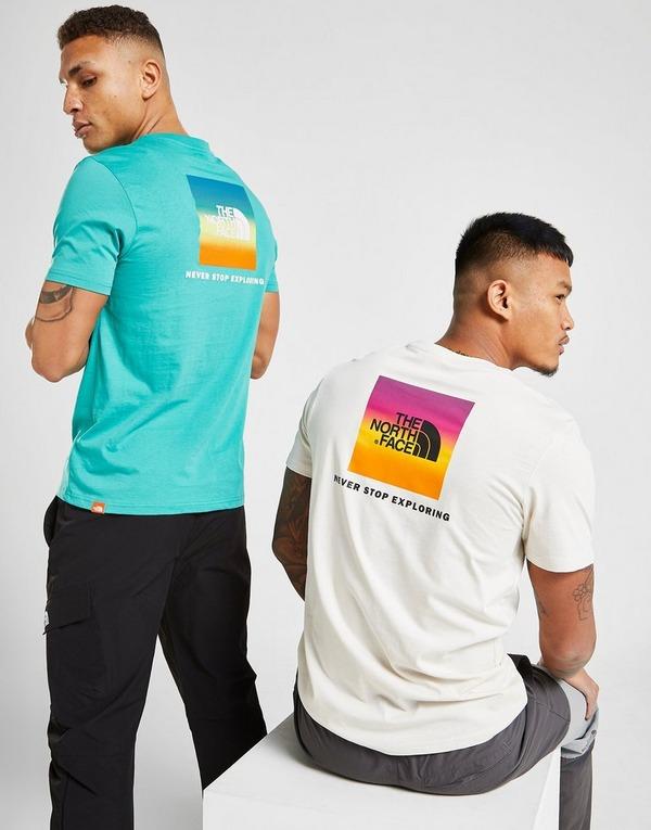 The North Face Redbox Back Logo T-Shirt