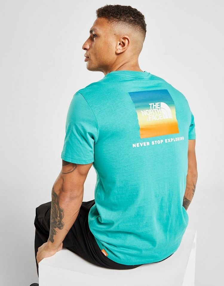 The North Face Redbox Back Logo T-Shirt