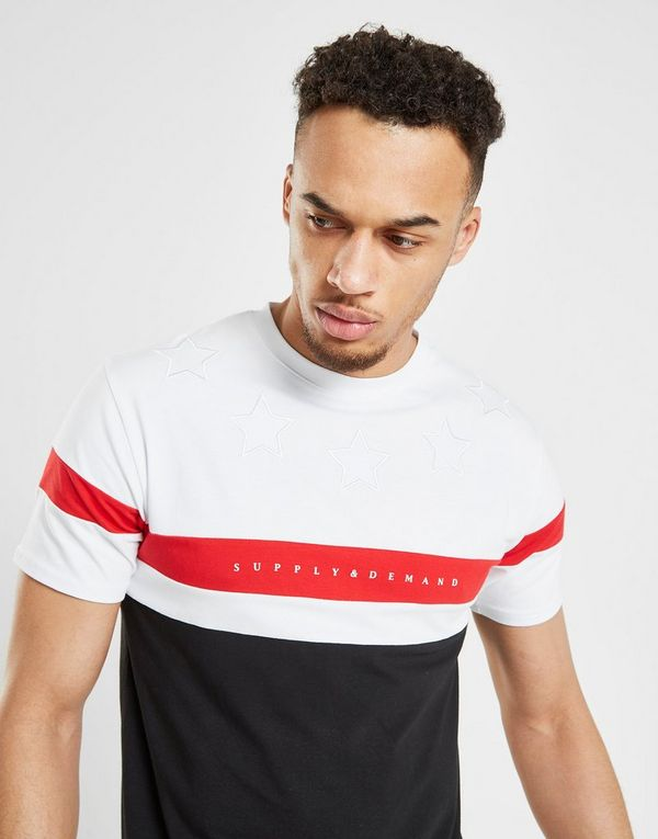 Supply & Demand Stars & Stripes T-Shirt