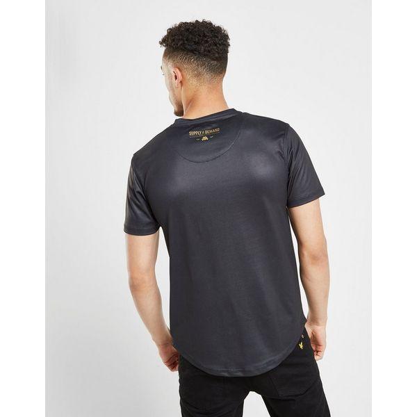 Supply & Demand Hustle Geo T-Shirt