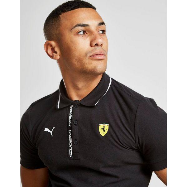 Puma Ferrari Polo Shirt
