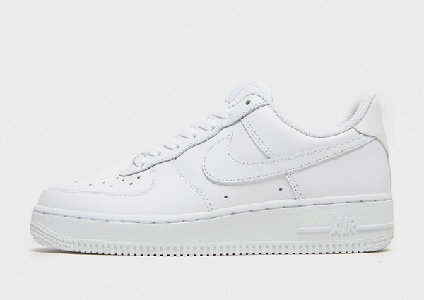 Compra Nike Air Force 1 Lo para mujer en Blanco | JD Sports