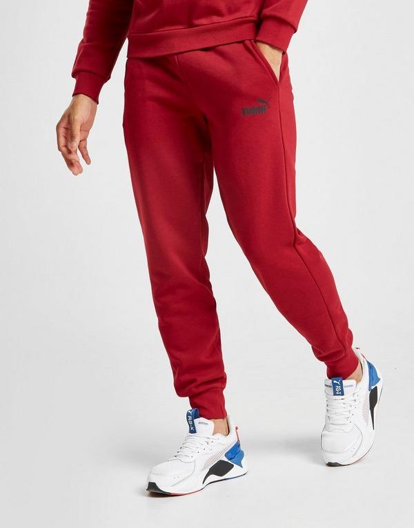 Acherter Rouge PUMA Jogging Core Fleece Homme | JD Sports
