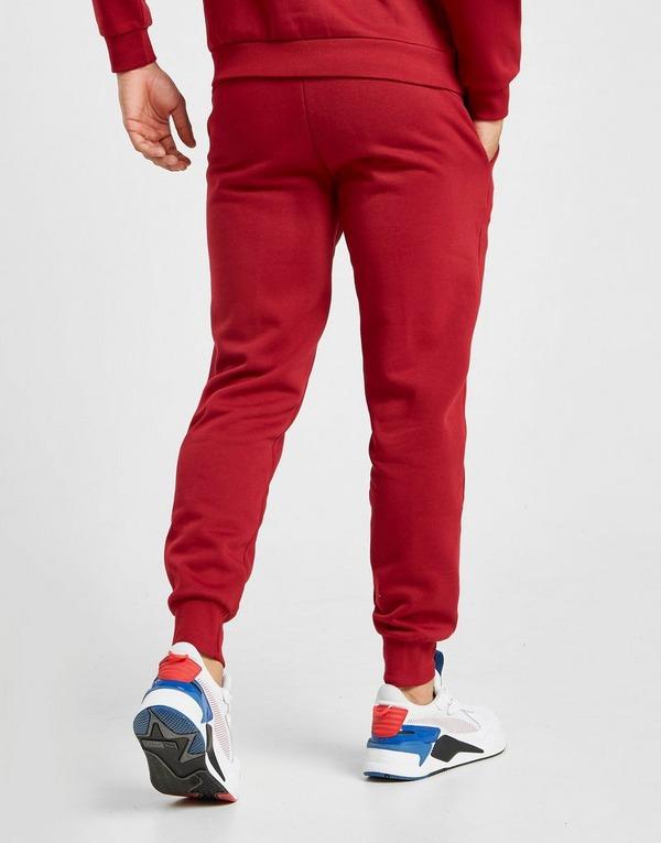 Koop Rood PUMA Core Fleece Joggingbroek Heren | JD Sports