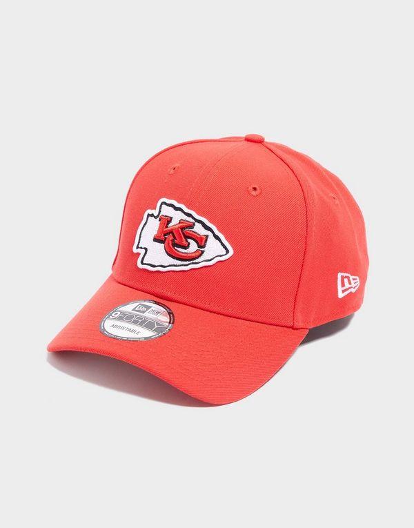 081d3d1c New Era NFL Kansas City Chiefs 9FORTY Cap | JD Sports