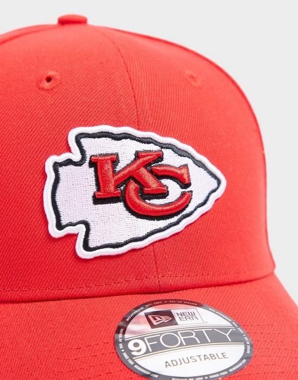 New Era NFL Kansas City Chiefs 9FORTY Cap