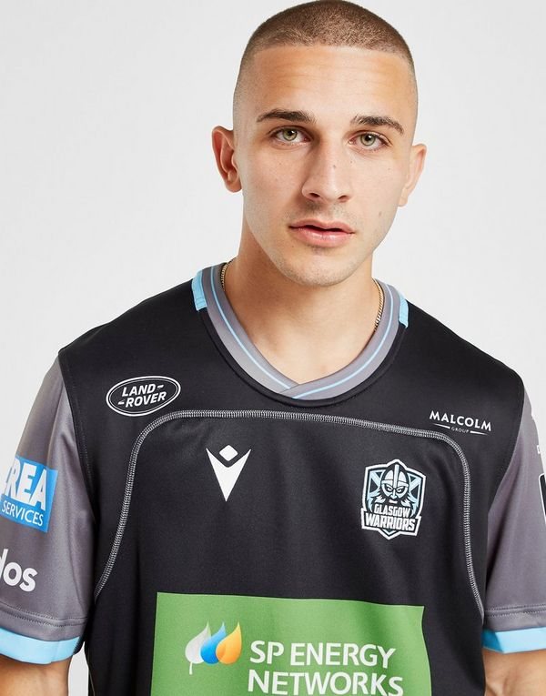 Macron Glasgow Warriors 2019/20 Home Shirt