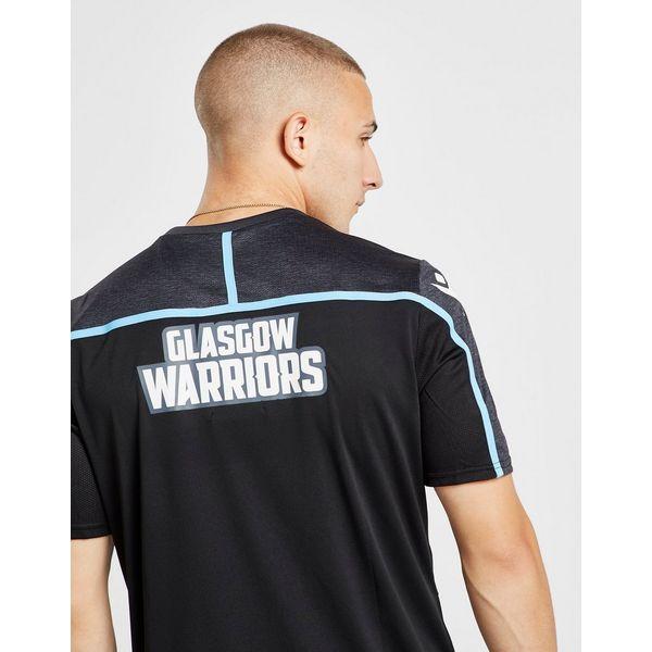 Macron Glasgow Warriors 2019/20 Short Sleeve T-Shirt