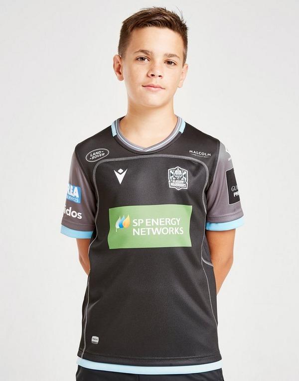 Macron Glasgow Warriors 2019/20 Home Shirt Junior