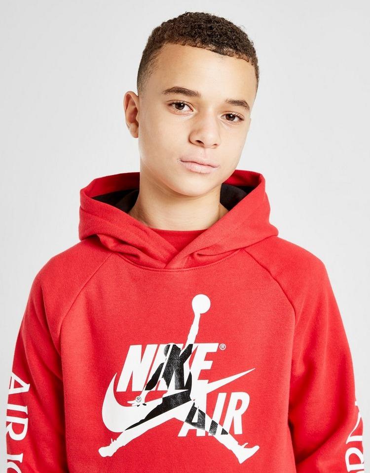 Jordan sudadera con capucha Air Jumpman júnior