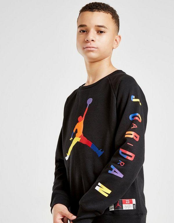 Jordan Rivals Crew Sweatshirt Junior