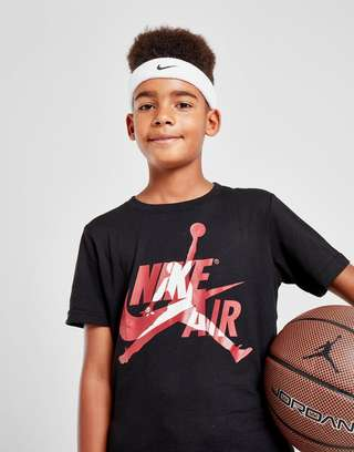 best service f3284 47a06 Jordan Air Jumpman Crew T-Shirt Junior | JD Sports